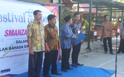 Festival Ekspansi dalam Rangka Memperingati Bulan Bahasa dan Sumpah Pemuda